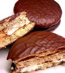 Choco Pie - Korean Mooncake - 초코파이