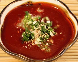 Cho (Kochu) Jang - Sweet & Spicy Red Chili Pepper Sauce - 초(고추)장