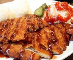 Donkatsu - Breaded Pork Cutlet - 돈까스
