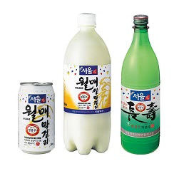 Korean Alcohol Makkoli Korean Rice Wine