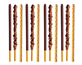 Pepero - Glazed Cookie Stick - 빼빼로