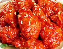 Korean food buldak hot spicy chicken forumfinder Image collections