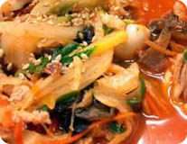 Spicy Seafood Noodles