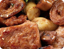 Grilled/Stir-Fried Intestines