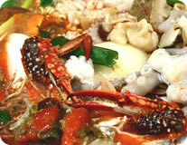 Assorted Seafood Stew