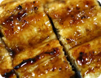 Grilled/Broiled Eel