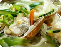 "Wheat Noodle Soup (""Knife Soup"")"