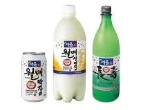 Korean Rice Wine